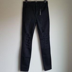 801129bc361f J Brand Jeans - J Brand Maria Black Heart size 27 NWT